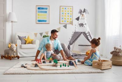 10 choses amusantes à faire à la maison avec les enfants