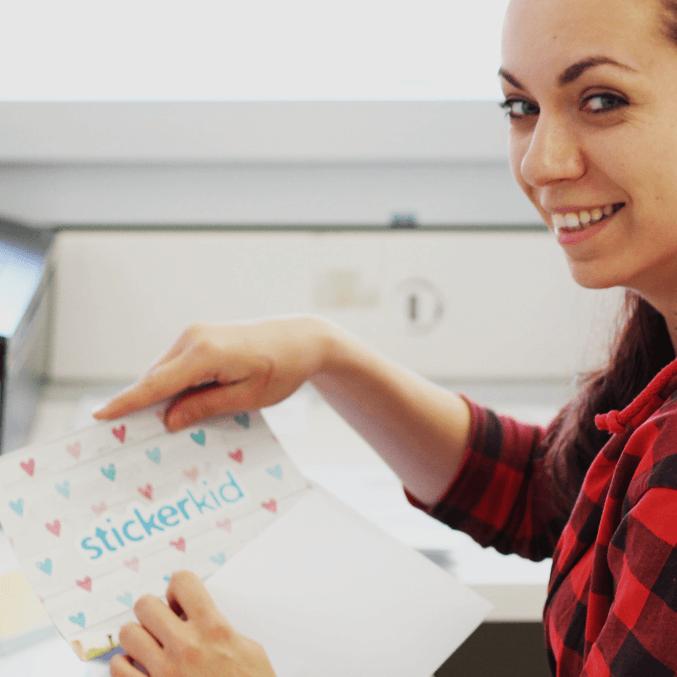 StickerKid Delivery